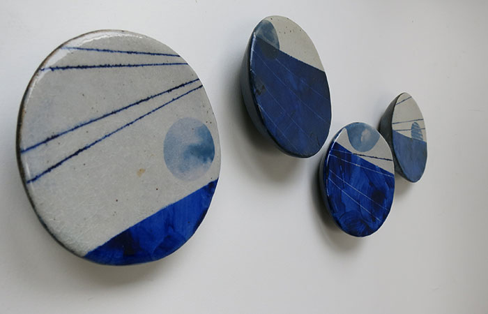 Day and Night, Night and Day | Helen Martino Pottery | Cambridge Potter