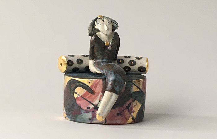 Here and Now | Helen Martino Pottery | Cambridge Potter