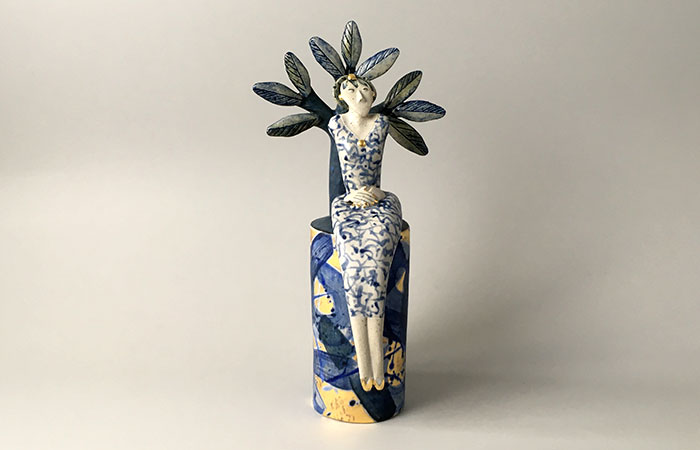 Serene | Helen Martino Pottery | Cambridge Potter