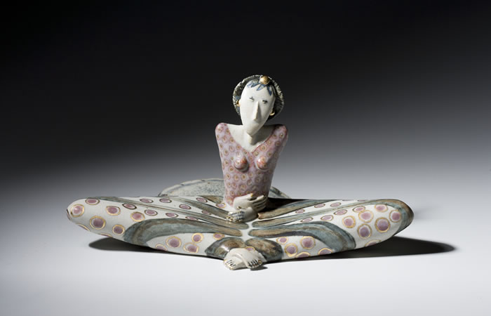 Peaceful | Helen Martino Pottery | Cambridge Potter