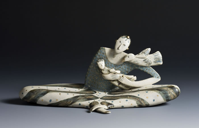 Lullaby | Helen Martino Pottery | Cambridge Potter