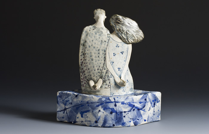 Looking out | Helen Martino Pottery | Cambridge Potter
